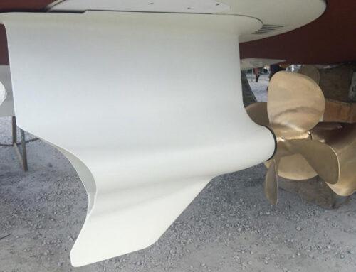 Steel, Titanium or Aluminum Propellers