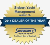 SureShade Dealer of the Year 2014