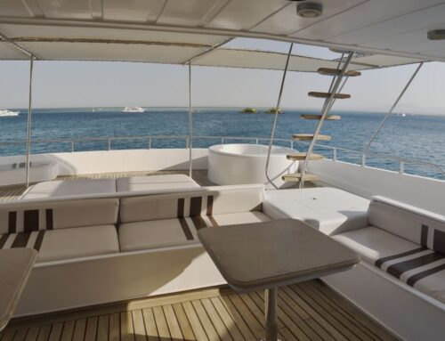 Stay Safe on the Seas with Our Annual Yacht Maintenance Checklist