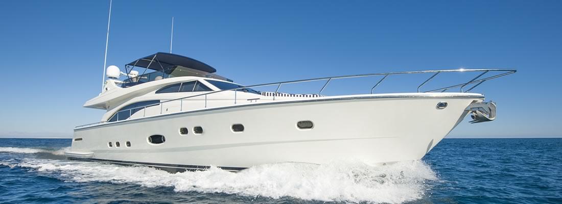yacht hull types