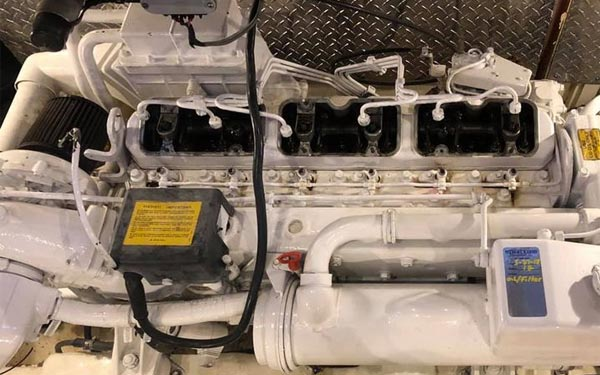 Yacht Engine Repair
